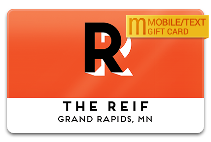 Reif Performing Arts Center M-Gift Card